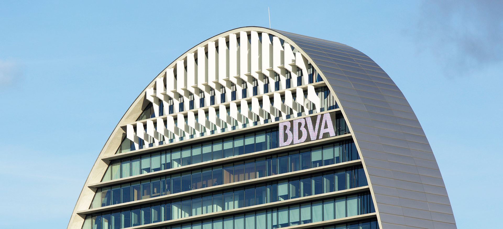 BBVA La Vela, Madrid, Spain
